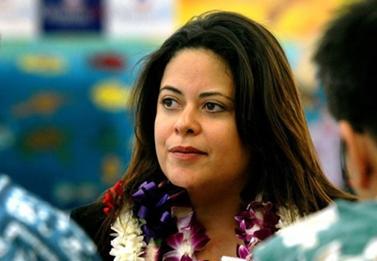 Maya Soetoro-Ng (37), adik tiri Obama