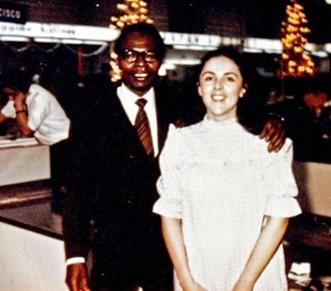 Ayah kandung Obama, Barack Hussein Obama