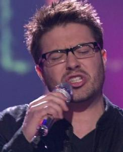 Danny Gokey sings September by Earth, Wind and Fire on American Idol 8 Top 7 (Disco)